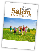 Salem Ohio Tourism Brochure